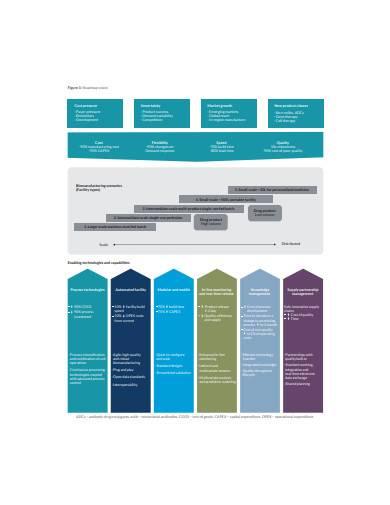 biomanufacturing technology roadmap template