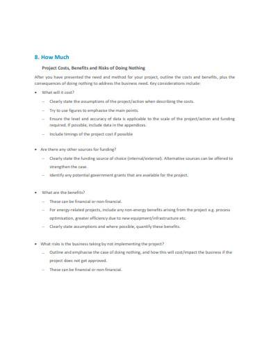 business case in pdf