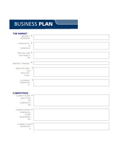 distributor business plan in doc