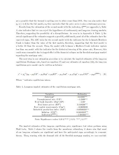 formal disequilibrium analysis sample