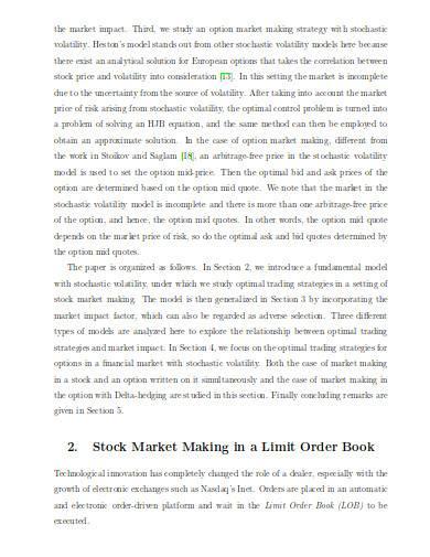 general volatility trading strategies in pdf