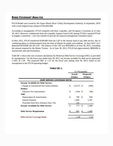 management consultant report sample