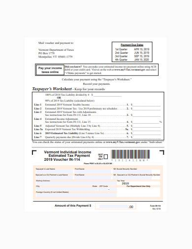 pay income tax online sample