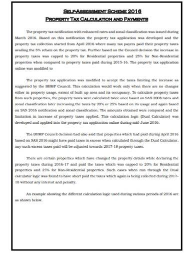 property tax calculation and payments1
