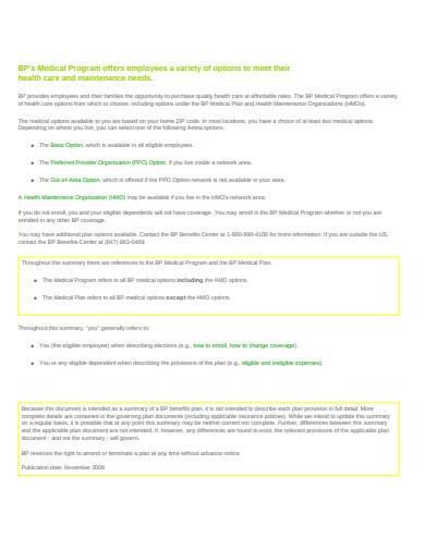 retail employee benefits handbook