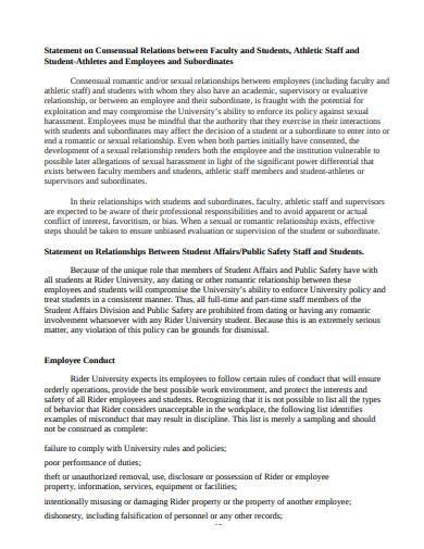 retail employee handbook in pdf