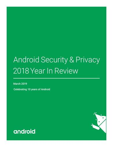 sample android security and privacy report