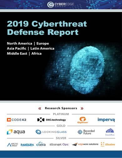 sample cyberthreat security defense report