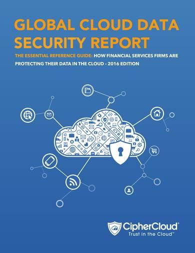 sample global cloud data security report