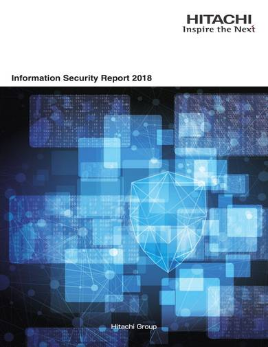 sample information security report