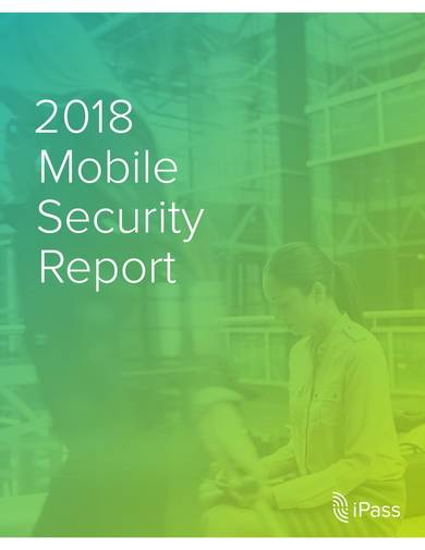 sample mobile security report