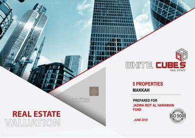sample real estate valuation report