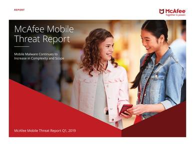 sample security mobile threat report