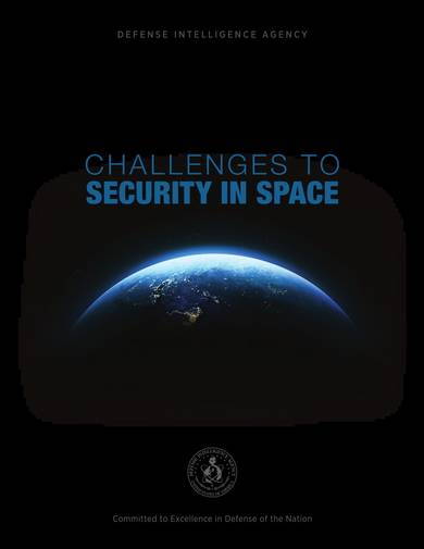 sample security in space report