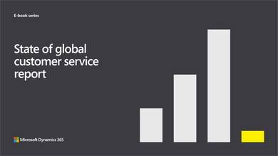 sample state of global customer service report