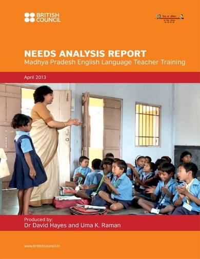 sample teacher training analysis