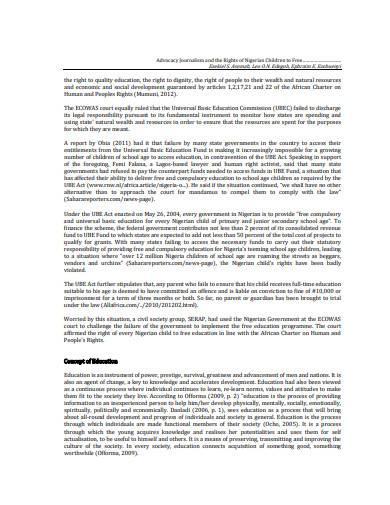 advocacy journalism in pdf
