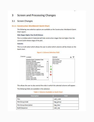 constructing gantt chart in pdf