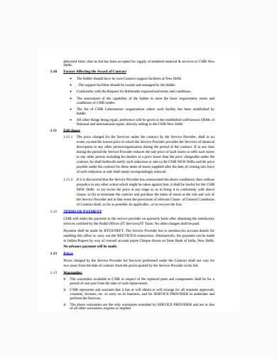 facilities management report sample