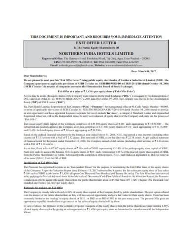 settlement offer letter in pdf