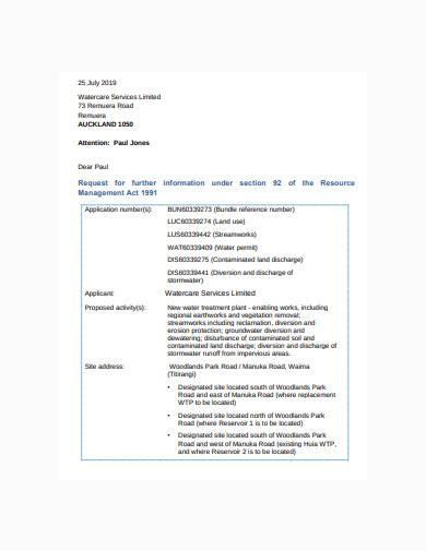 Sample Settlement Offer Letter from images.sampletemplates.com