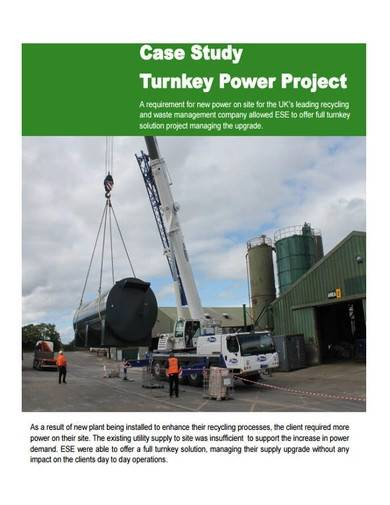 basic power project case study