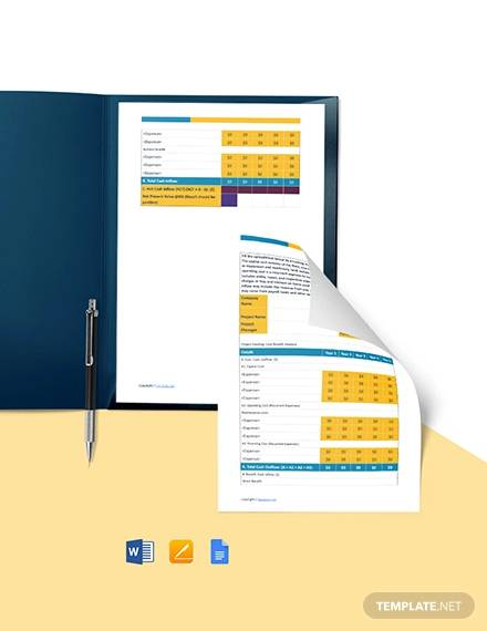 free sample home construction cost analysis template