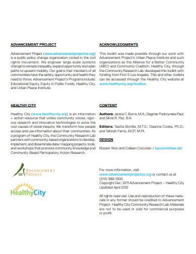 participatory asset mapping toolkit