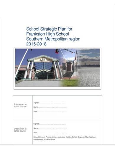 basic school strategic plan