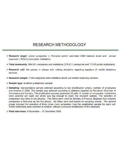 mobile market quantitative research report