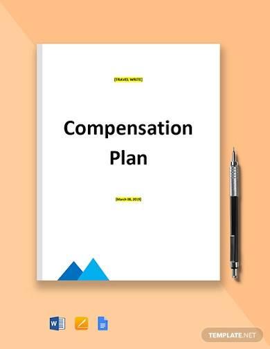 sample staffing compensation plan
