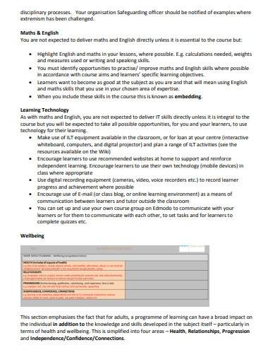 tutor lesson plan handbook