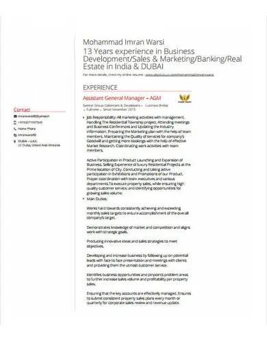 retail banking sales resume