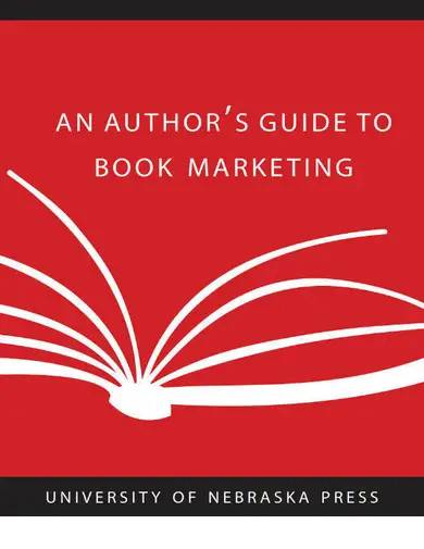 author's book marketing guide