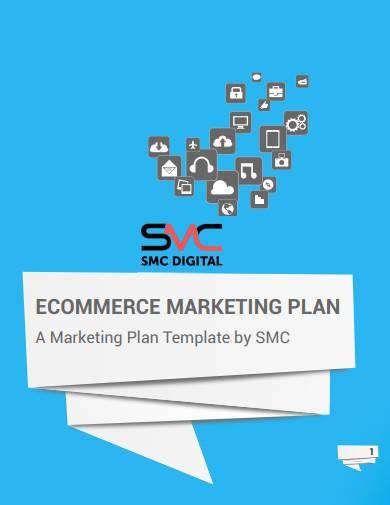 e commerce marketing plan templates