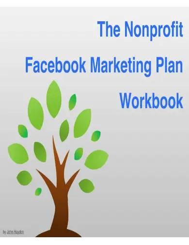 nonprofit facebook marketing plan