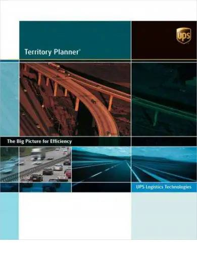 territory sales planner