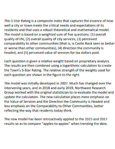 community survey preliminary report