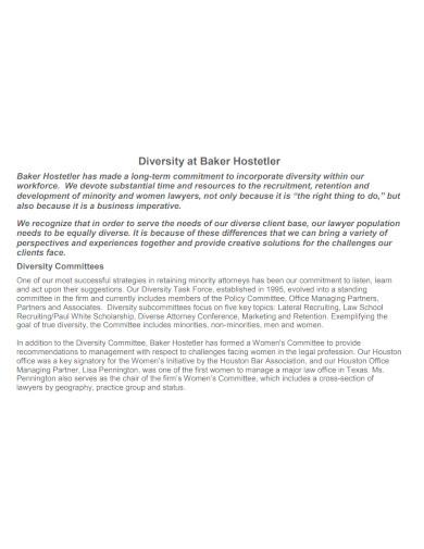 law school student diversity statement