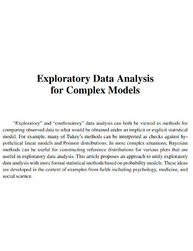 editable exploratory data analysis