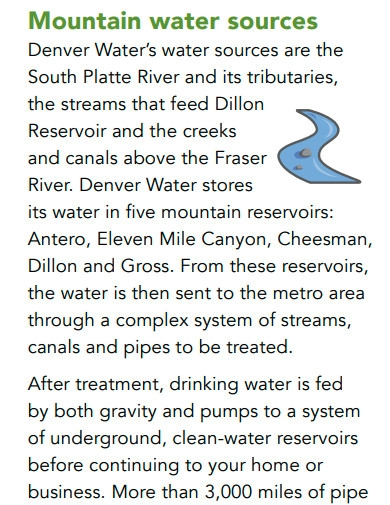 editable water quality report