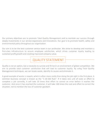 logistics company profile sample