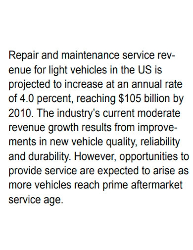 standard automotive company profile