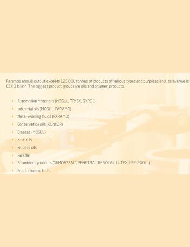 strategic automotive company profile