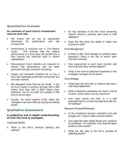 qualitative analysis assessment