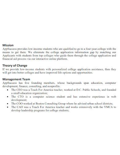 basic logistics business plan
