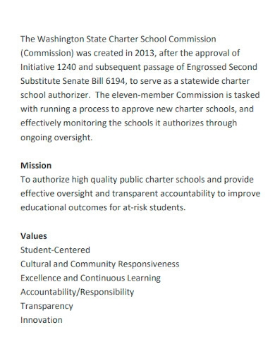 school students recommendation report