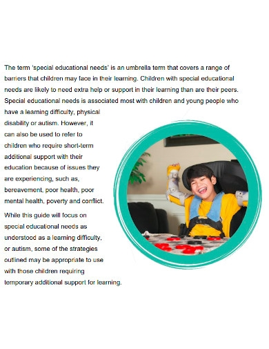 special educational needs assessment
