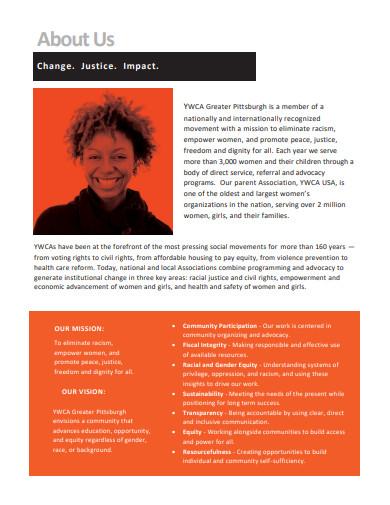 corporate brand partnership proposal