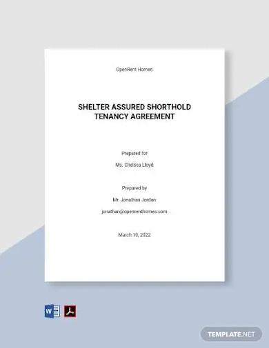 shelter assured shorthold tenancy agreement